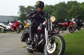 Motor avond 4-daagse 2013